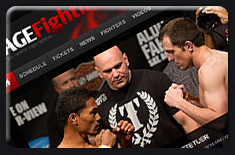 Cage Fight - MMA Fan Site