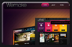 We Make - Web Design Website